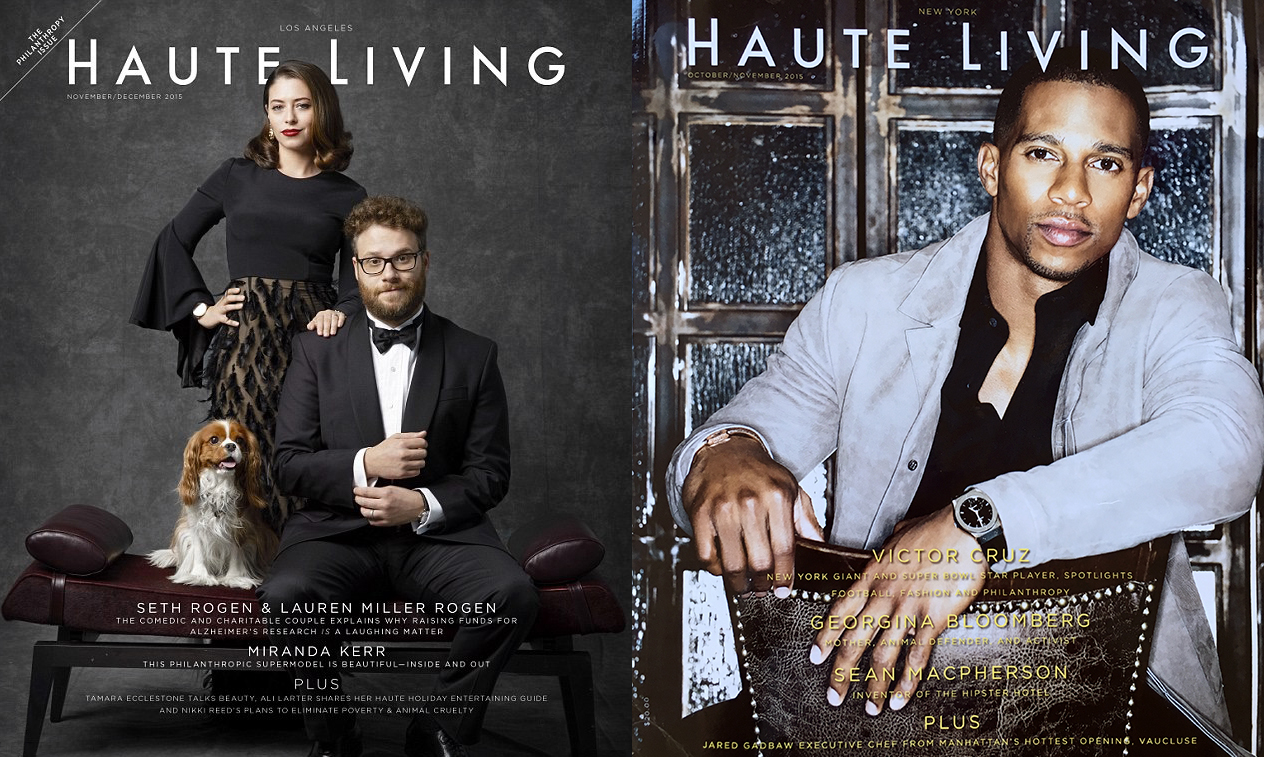 Haute covers